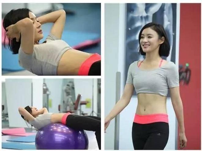 Netizen Trung vừa phát hiện ra một mỹ nhân có cơ bụng số 11 vượt mặt cả Dương Mịch, nhìn rãnh bụng sâu hút mà phát hờn - ảnh 17