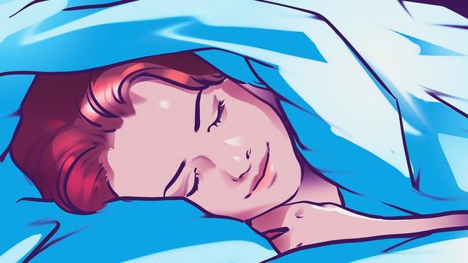 Nhiều người trời nóng 35 40 độ vẫn đắp chăn bật quạt đi ngủ: Khoa học giải thích thế nào? - ảnh 5