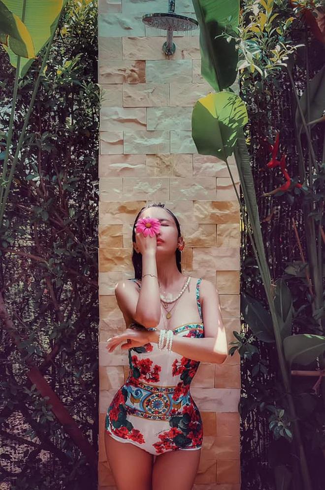 Vợ 2 Minh Nhựa đốt mắt dân tình với loạt hình body nuột hơn cả gái chưa chồng: Xin 500 tips giữ dáng nào chị ơi! - ảnh 5