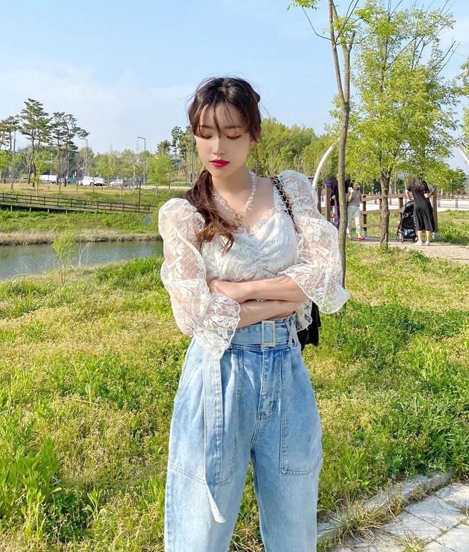 6 kiểu quần jeans hot nhất hè này, chị em muốn được khen ăn mặc sang xịn, trendy hãy update ngay - Ảnh 5.