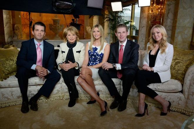 Con gái út cực phẩm nhưng kín tiếng của ông Trump: Tốt nghiệp trường luật, xử lý khéo quan hệ gia đình và tham vọng bước vào đế chế kinh doanh - ảnh 5