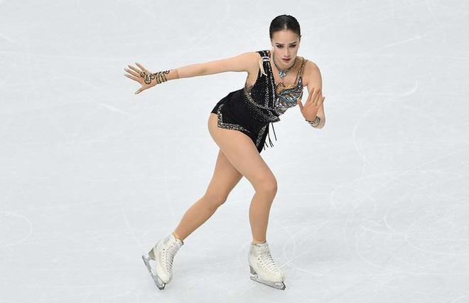 'Thiên thần' trượt băng được ông Putin chúc mừng sinh nhật - ảnh 2