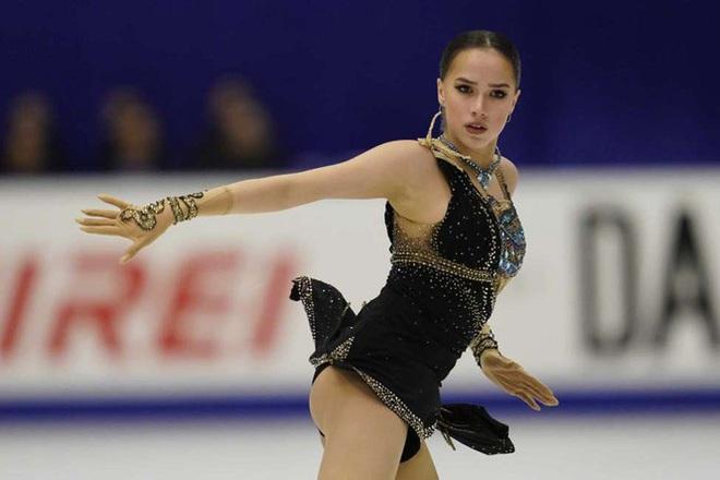 'Thiên thần' trượt băng được ông Putin chúc mừng sinh nhật - ảnh 7