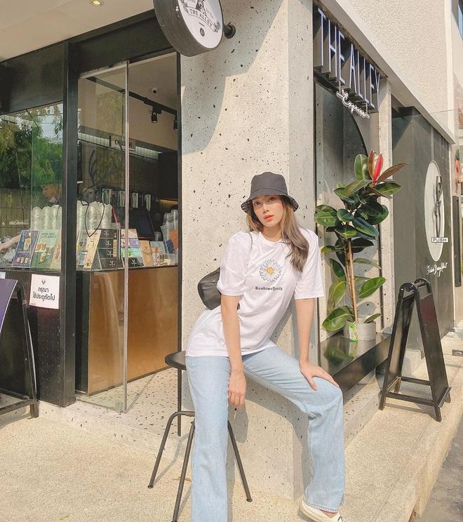 6 kiểu quần jeans hot nhất hè này, chị em muốn được khen ăn mặc sang xịn, trendy hãy update ngay - Ảnh 4.