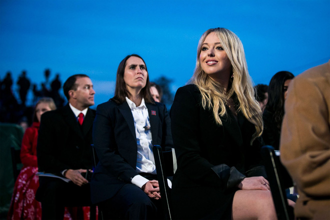 Con gái út cực phẩm nhưng kín tiếng của ông Trump: Tốt nghiệp trường luật, xử lý khéo quan hệ gia đình và tham vọng bước vào đế chế kinh doanh - ảnh 3