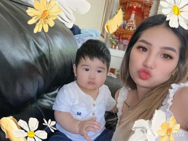 Con gái danh hài Bảo Chung kể chuyện có bầu với bạn trai mới quen 2 tuần, làm mẹ năm 18 tuổi - ảnh 6