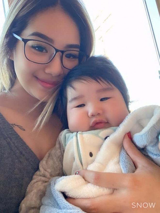 Con gái danh hài Bảo Chung kể chuyện có bầu với bạn trai mới quen 2 tuần, làm mẹ năm 18 tuổi - ảnh 3