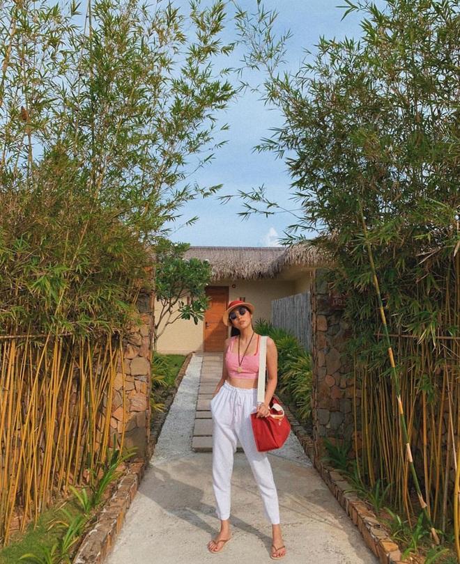 """Chỉ 1 khoảnh khắc, Hà Tăng đã tiết lộ sở thích đồng điệu với Tiên Nguyễn: Mẹ bỉm sữa còn """"vượt mặt"""" em chồng ở điểm này! - ảnh 4"""