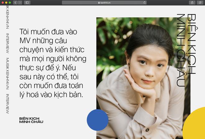 """Biên kịch MV của Hòa Minzy: """"Bị sốc vì đọc bình luận, không lẽ phải làm MV dở hơn để khán giả tập trung vào âm nhạc?"""" - ảnh 3"""