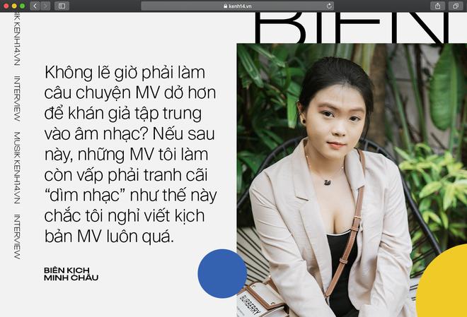 """Biên kịch MV của Hòa Minzy: """"Bị sốc vì đọc bình luận, không lẽ phải làm MV dở hơn để khán giả tập trung vào âm nhạc?"""" - ảnh 6"""