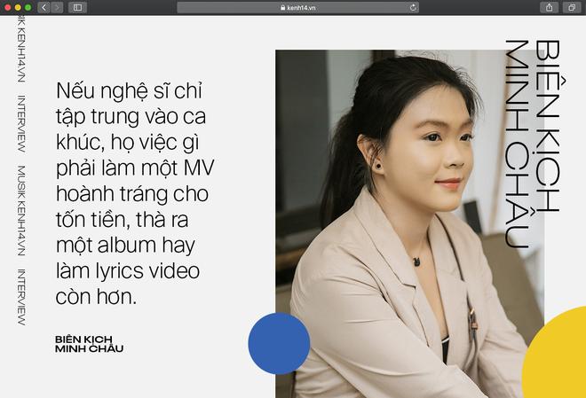 """Biên kịch MV của Hòa Minzy: """"Bị sốc vì đọc bình luận, không lẽ phải làm MV dở hơn để khán giả tập trung vào âm nhạc?"""" - ảnh 7"""