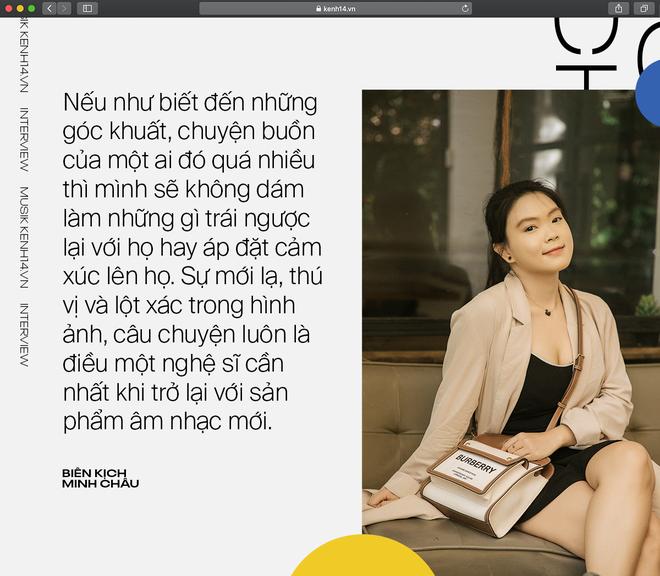 """Biên kịch MV của Hòa Minzy: """"Bị sốc vì đọc bình luận, không lẽ phải làm MV dở hơn để khán giả tập trung vào âm nhạc?"""" - ảnh 14"""