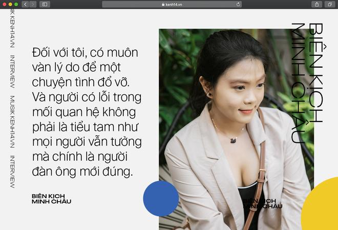 """Biên kịch MV của Hòa Minzy: """"Bị sốc vì đọc bình luận, không lẽ phải làm MV dở hơn để khán giả tập trung vào âm nhạc?"""" - ảnh 10"""