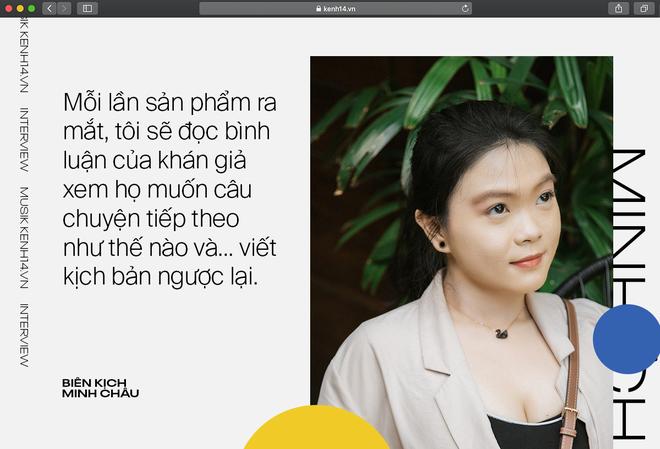 """Biên kịch MV của Hòa Minzy: """"Bị sốc vì đọc bình luận, không lẽ phải làm MV dở hơn để khán giả tập trung vào âm nhạc?"""" - ảnh 13"""