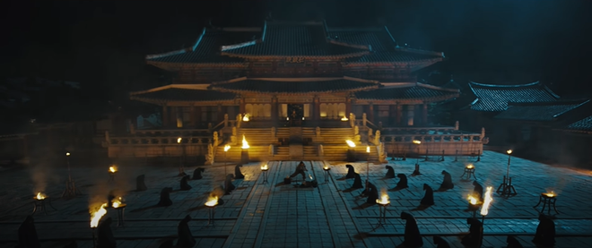 Giải mã MV của SUGA (BTS): Tên ca khúc là một điệu nhạc cổ, câu chuyện về vị Vua tàn bạo khét tiếng cùng rất nhiều biểu tượng văn hoá Hàn Quốc được cài cắm - ảnh 8