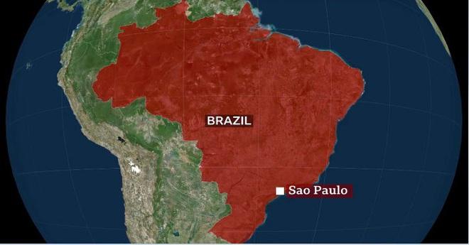 Mỹ Latin trở thành tâm dịch Covid-19 mới, số ca mắc tăng chóng mặt - ảnh 1