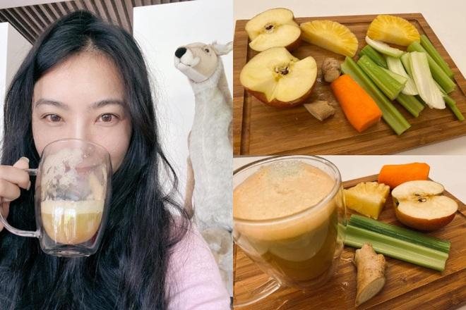 Thức uống thần kỳ của bà mẹ hai con giúp cô giảm nhanh 3kg/tuần và đánh bay mỡ bụng - ảnh 3