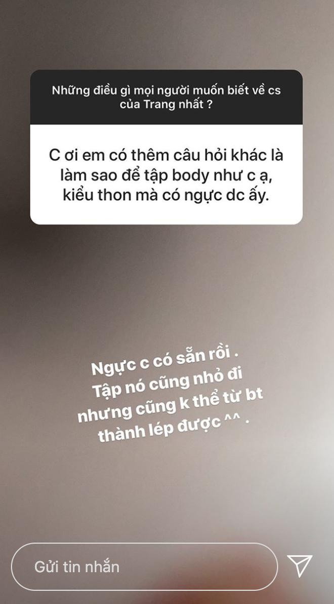 Fan hỏi Trang Anna đáp: Một lần đi bar hết 140 triệu, vòng một có sẵn rồi nên chỉ sửa mũi làm răng thôi - ảnh 8