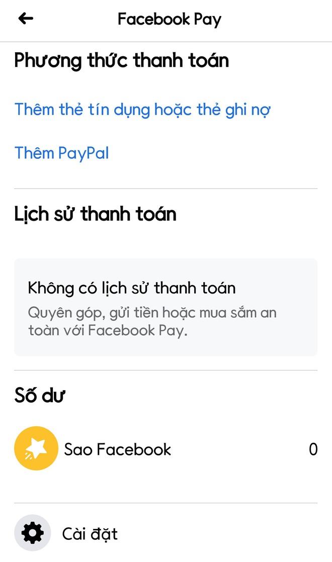 Facebook Pay đã có mặt tại Việt Nam: Liệu có cạnh tranh được với ví điện tử và bài toán bảo mật? - ảnh 1