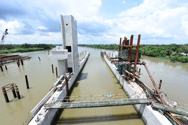 Toàn cảnh công trình chống ngập 10.000 tỷ đồng sắp hoàn thành sau 4 năm thi công ở Sài Gòn - Ảnh 18.