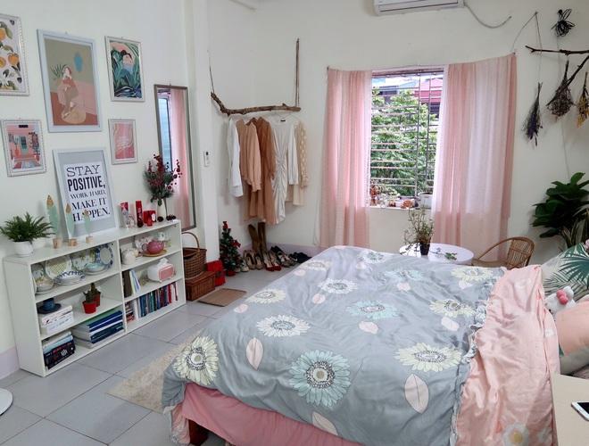Cô gái 28 tuổi vượt qua cú shock chia tay bằng cách cải tạo nhà: Buồn gì cũng qua, chỉ buồng ngủ đẹp là bên ta mỗi ngày - ảnh 3