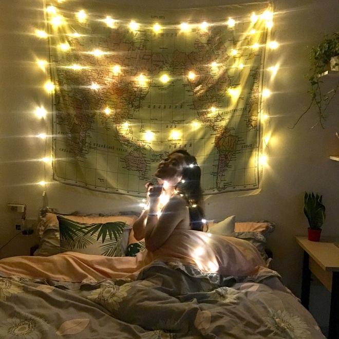 Cô gái 28 tuổi vượt qua cú shock chia tay bằng cách cải tạo nhà: Buồn gì cũng qua, chỉ buồng ngủ đẹp là bên ta mỗi ngày - ảnh 13