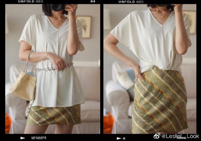 Thử 8 dáng áo phông cơ bản của Uniqlo, cô nàng này còn khuyến mại thêm vài cách mặc chanh sả hay ho - ảnh 7
