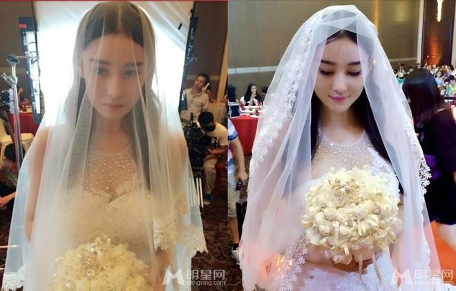 9 cô dâu nhan sắc đỉnh bức người ở màn ảnh Hoa ngữ: Cứ nghĩ thần thái là thế nhưng Địch Lệ Nhiệt Ba vẫn chưa phải đỉnh nhất nha! - ảnh 22