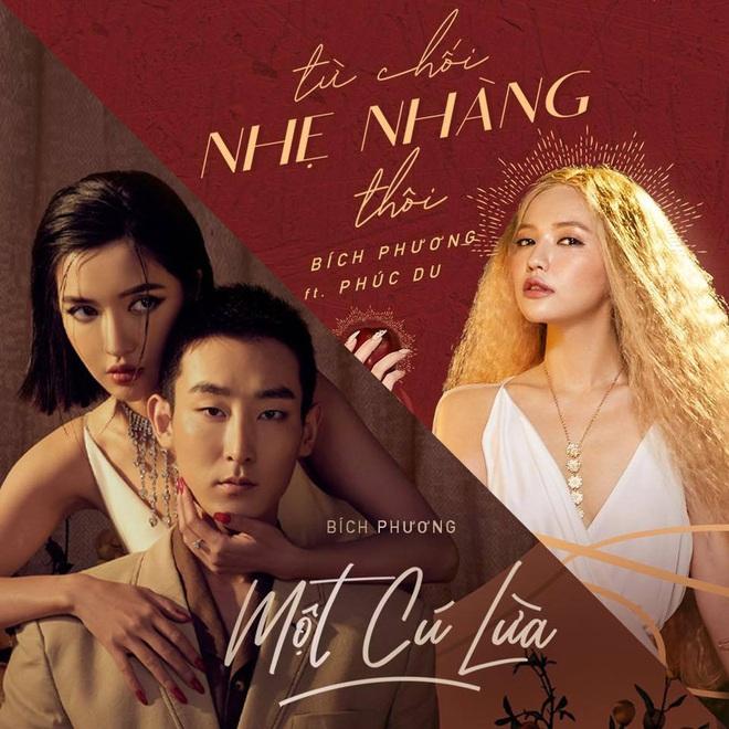 Bích Phương thả thính hai MV đằng sau chuyện tình với traitimtrongvang nhưng chỉ 1 MV được ra mắt, quyết định phụ thuộc vào chính bạn! - ảnh 1