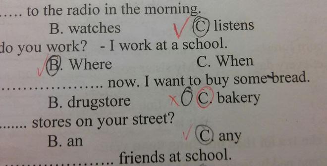 Nỗi nhục lớn nhất khi thi trắc nghiệm: Biết rõ đáp án đúng mà vẫn khoanh trật lất, tất cả đều do lỗi này mà ra - ảnh 4