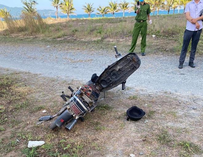 Hoảng hồn phát hiện thi thể người đàn ông cháy đen tại bờ biển Đà Nẵng - ảnh 2