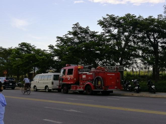 Hoảng hồn phát hiện thi thể người đàn ông cháy đen tại bờ biển Đà Nẵng - ảnh 5