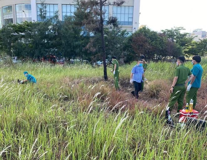 Hoảng hồn phát hiện thi thể người đàn ông cháy đen tại bờ biển Đà Nẵng - ảnh 1