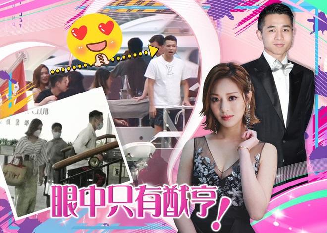Chuyện tình hot nhất Cbiz hôm nay: Thiếu gia gia tộc trùm sòng bạc Macau lộ ảnh hẹn hò, nữ chính là Hoa hậu profile khủng - Ảnh 8.