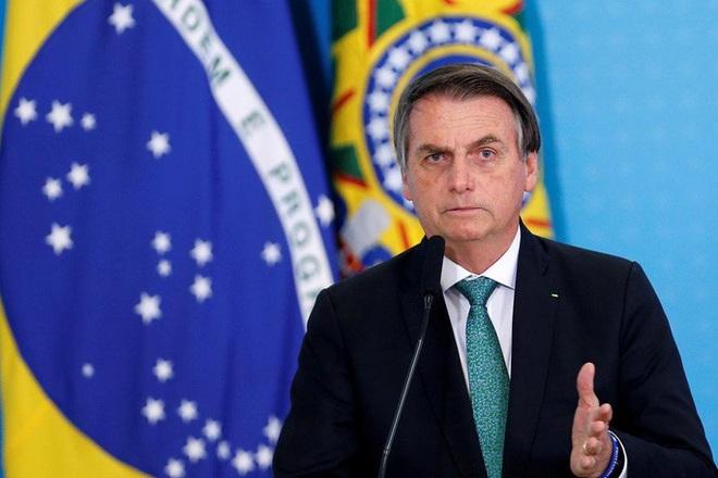 Covid-19: Brazil lần đầu vượt Mỹ về số ca tử vong trong ngày - ảnh 1