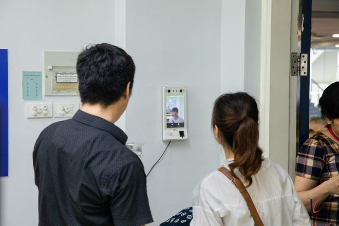 Trường đầu tiên tại Việt Nam thử nghiệm hệ thống camera nhận diện khuôn mặt trong giờ kiểm tra, thi cử - ảnh 4