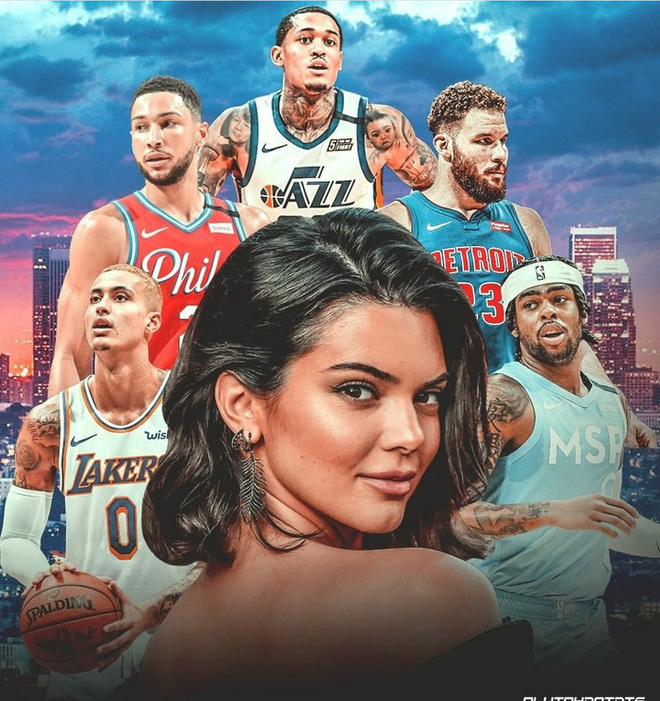 Kendall Jenner tiếp tục xuất hiện cùng sao bóng rổ sau chuyến nghỉ mát giữa mùa dịch: Fan tự hỏi liệu có hợp đồng riêng giữa siêu mẫu 9x cùng NBA? - ảnh 4
