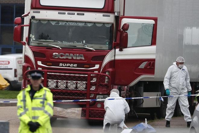 Vụ 39 thi thể trong container: Bỉ, Pháp đồng loạt truy quét, 11 người Việt bị bắt - ảnh 1