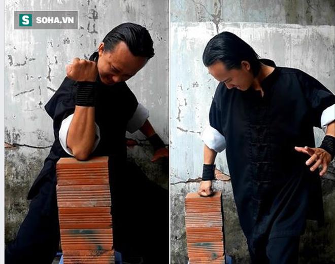 Chưởng môn võ Việt bóc mẽ bí mật ẩn sau màn công phu khoan vào thái dương, yết hầu - ảnh 3