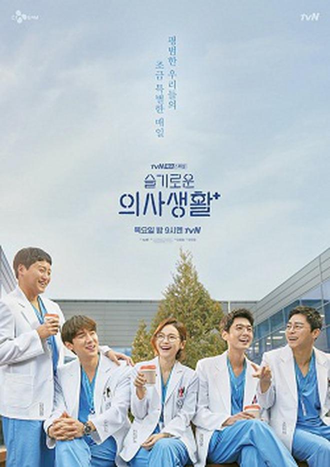 """Top 6 phim Hàn được yêu thích nhất tháng 5: Thế Giới Hôn Nhân dẫn đầu, Quân Vương Bất Diệt suýt """"lọt sổ"""" - Ảnh 1."""