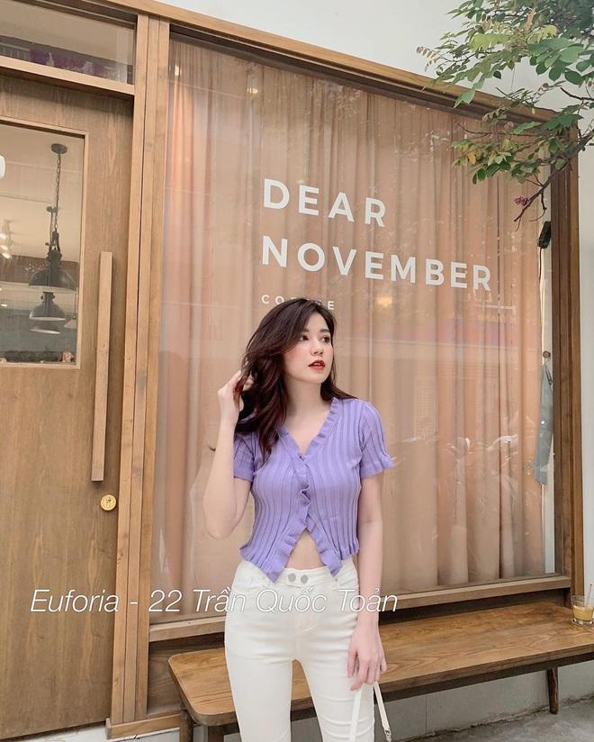 Hè này mà không sắm đồ màu tím lilac thì tụt hậu quá, mách ngay cho chị em 10 món xinh xẻo sành điệu giá từ 300k kèm luôn chỗ mua - ảnh 10
