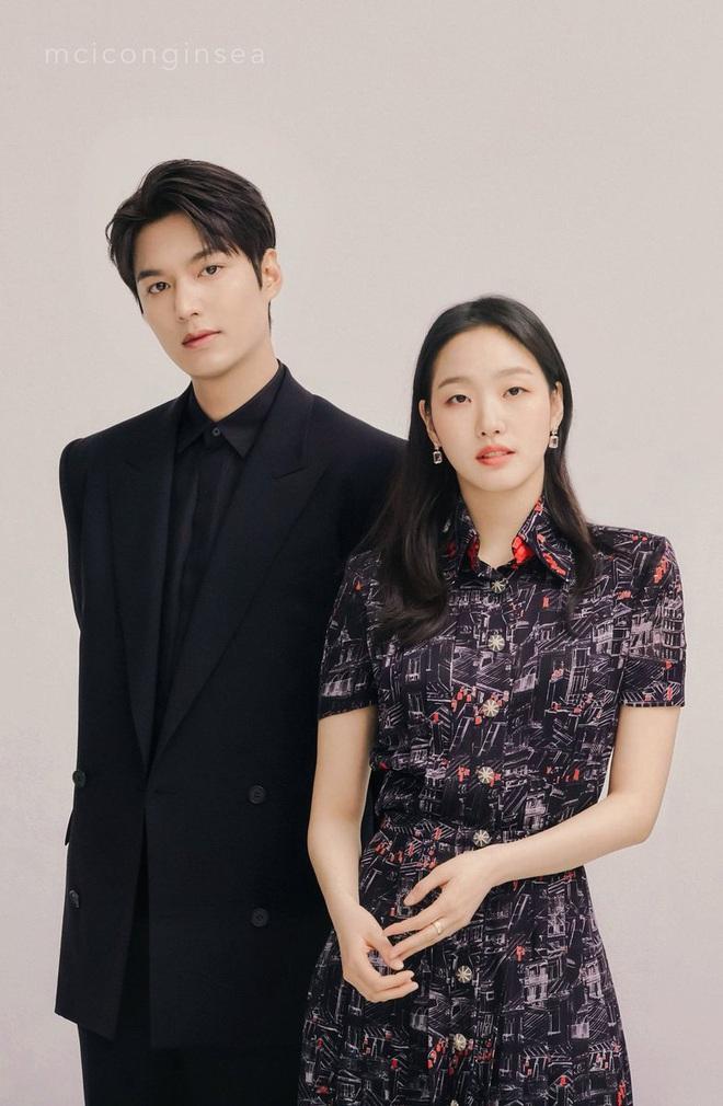 Nhào nhào khoảnh khắc Kim Go Eun nhìn Lee Min Ho đắm đuối: Sự chú ý của ta đã va phải bộ phận này của chàng - ảnh 10