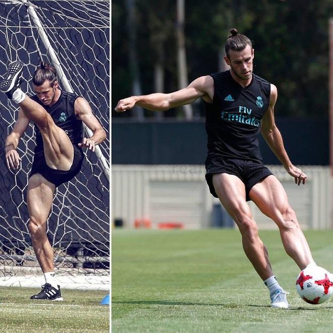 Những siêu sao có cặp đùi gây choáng nhất làng bóng đá: Ronaldo sở hữu đôi chân cực khủng với đầy những múi cơ nhưng vẫn phải xếp sau một người - ảnh 8