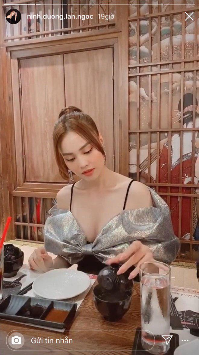 Bị soi chuyện hẹn hò cùng thời điểm mới đây, Minh Hằng và Lan Ngọc có động thái mới: Sao lại hệt nhau thế này? - ảnh 2