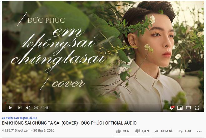 Ngồi trên #1 trending Youtube được gần 1 tuần, Bích Phương đã mất trắng ngôi vương vào tay một nữ hoàng nhạc chế không phải Hậu Hoàng - ảnh 1