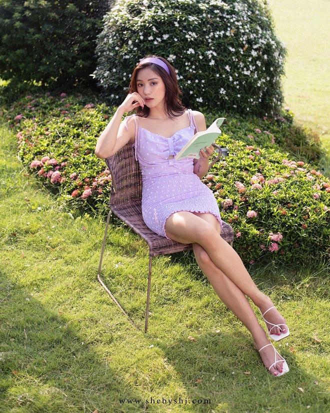 Hè này mà không sắm đồ màu tím lilac thì tụt hậu quá, mách ngay cho chị em 10 món xinh xẻo sành điệu giá từ 300k kèm luôn chỗ mua - ảnh 7