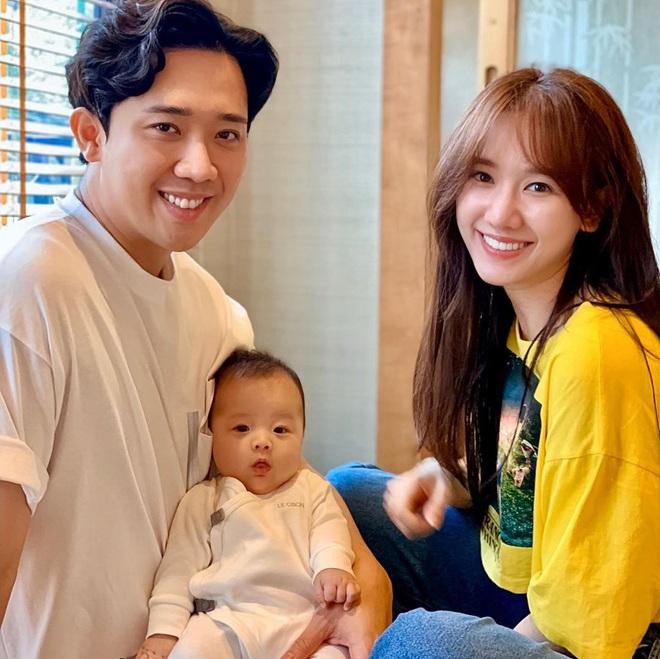 Em gái Trấn Thành khoe con gái 3 tháng tuổi siêu cấp đáng yêu, nhưng nhan sắc mẹ nam MC sau 27 năm mới đáng kinh ngạc - ảnh 6