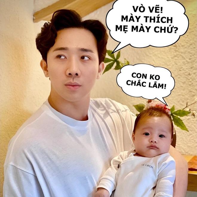 Em gái Trấn Thành khoe con gái 3 tháng tuổi siêu cấp đáng yêu, nhưng nhan sắc mẹ nam MC sau 27 năm mới đáng kinh ngạc - ảnh 5