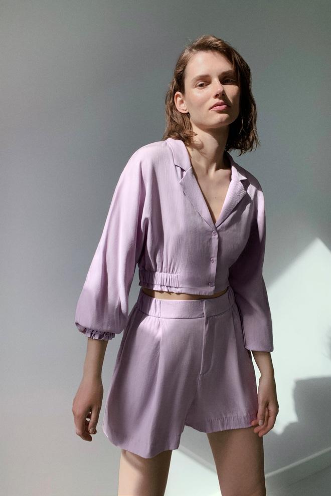 Hè này mà không sắm đồ màu tím lilac thì tụt hậu quá, mách ngay cho chị em 10 món xinh xẻo sành điệu giá từ 300k kèm luôn chỗ mua - ảnh 14