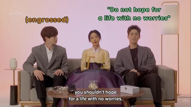 Dàn sao Mystic Pop-up Bar bật mí 1001 bí mật: Hwang Jung Eum là con gái Long Vương, Yook Sung Jae sâu sắc dữ thần - ảnh 3